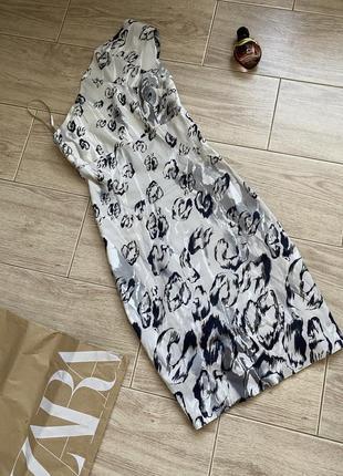 Платье на одно плечо  karen millen xs-s