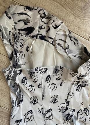 Платье на одно плечо  karen millen xs-s3 фото