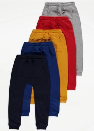 Спортивные штаны джоггеры мальчику рр.92-122 george (джордж)