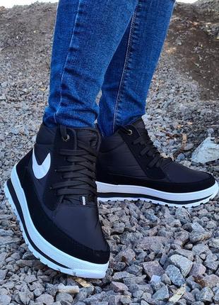 🔥❄️ зимові жіночі черевички/кросівки.