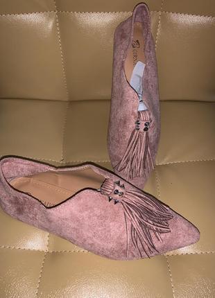 ✅ туфли мюли мокасины лоферы шлёпки