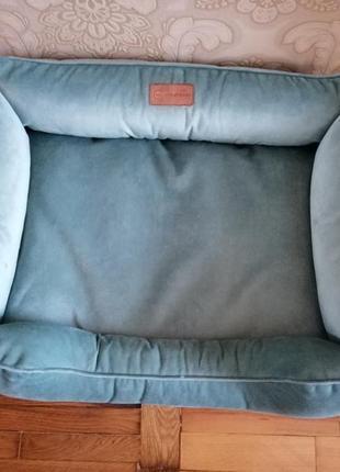 Мягкий лежак с бортами
