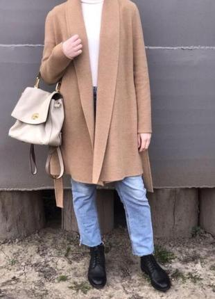 Пальто massimo dutti