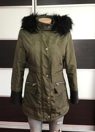 Куртка парка tally weijl