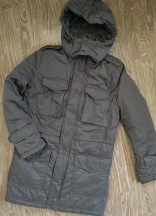 Стильная мужская куртка парка colin's (s)