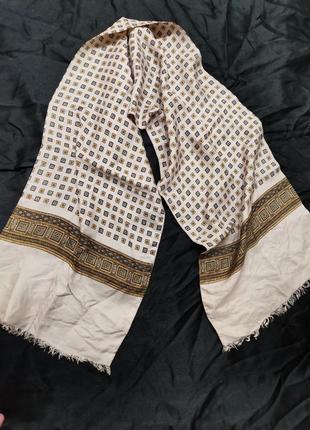 Итальянский мужской шарф