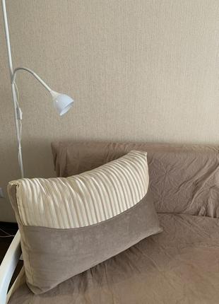 Диванные большие подушки