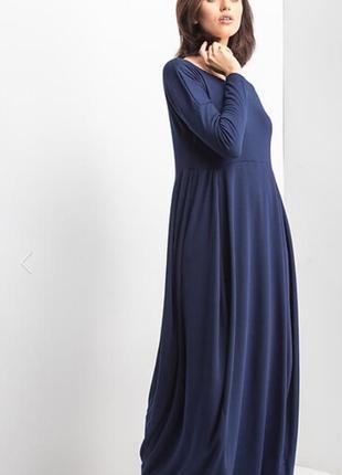 Синие платье баллон tm garne