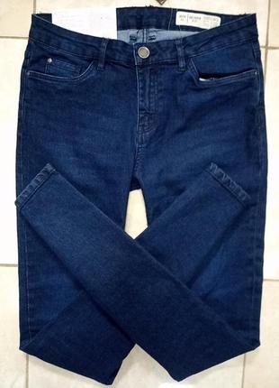 Темно синие джинсы skinny fit 46 р. 30/32 esmara германия