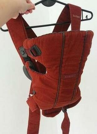 Кенгуру-рюкзак babybjorn