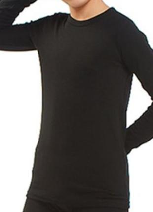Термо-футболка детская с дл.рукавами (турция)