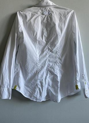 Marc o'polo  рубашка сорочка белая женская
