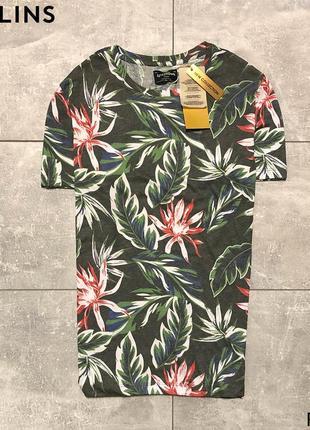 Сolin's - футболка в красивый цветочный принт