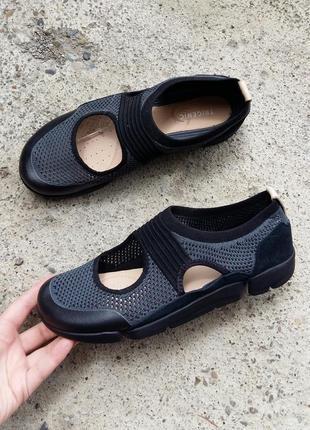 Р.38 clarks (оригинал) туфли, мокасины.
