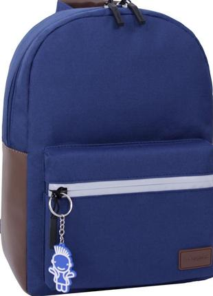 Женский рюкзак 0145 blue