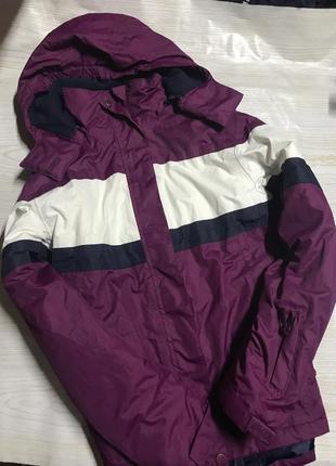 Куртка осень, зима, лыжка на 13-14 лет