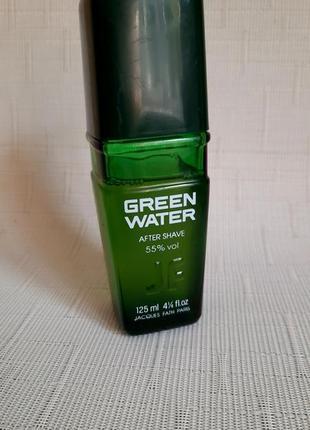 Винтаж jacques fath green water