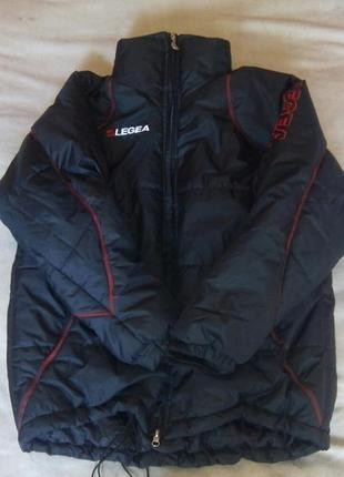 Крутая зимняя курточка  legea размер s