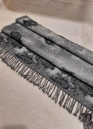 Новый с этикеткой палантин шарф пашмина тонкий шерстяной tie rack