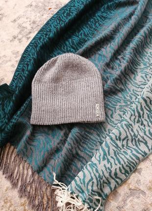 Набір шапка і шалик, шаль