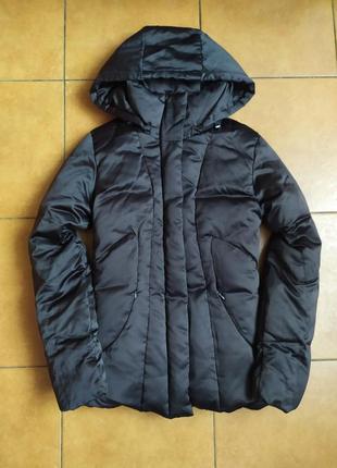 Куртка пуховик calvin klein размер xs/s
