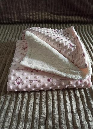 Одеяльце в коляску