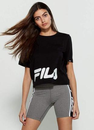 Оригинал fila спортивная футболка м фила