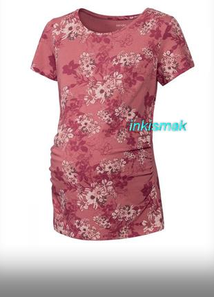 Био хлопок для беременных футболка esmara германия