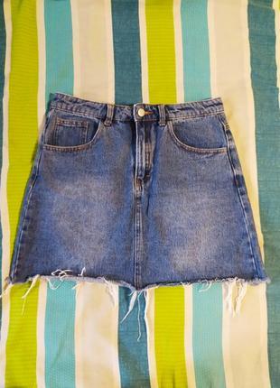 Фірмова джинсова спідничка 🔥🔥🔥
