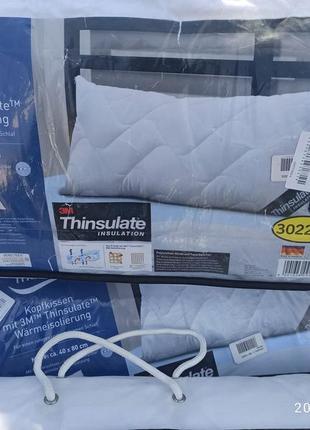 Стеганая подушка meradiso® thinsulate-подушки 40x80