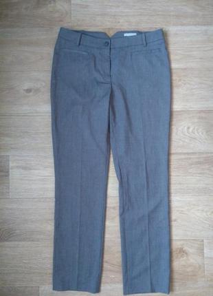 Класичні сірі штани
