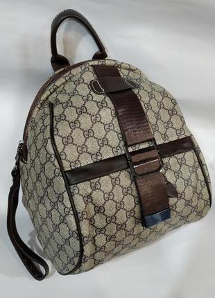 Стильный рюкзак среднего размера