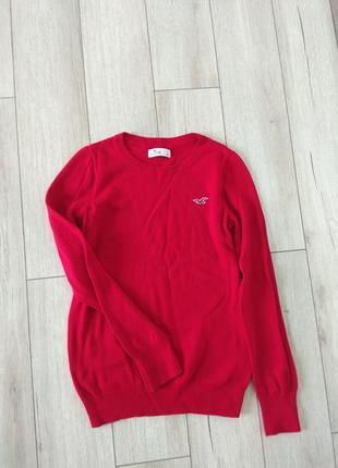 Пуловер фирменный