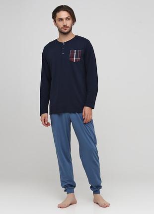 Мужские пижамные домашние брюки livergy, 48/50