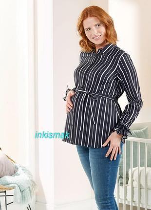 Вискоза блуза для беременных esmara германия