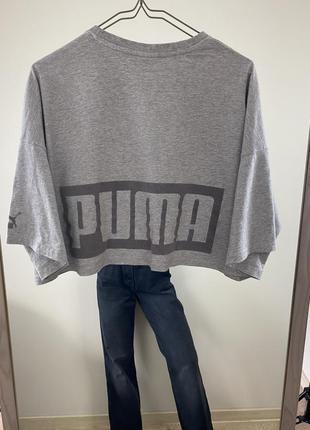Топ puma/ футболка