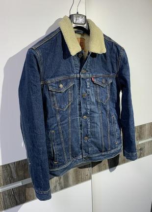 Levis пиджак куртка мужская m.