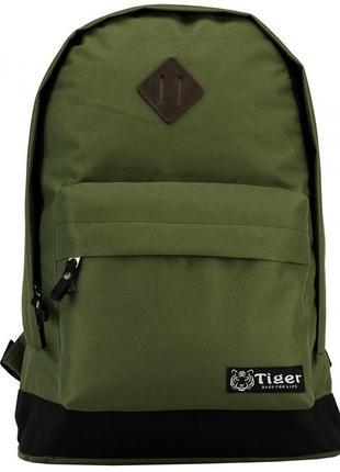 Городской рюкзак tiger 3476 хаки