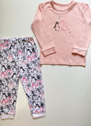 Пижама для девочки / костюмчик для сна george