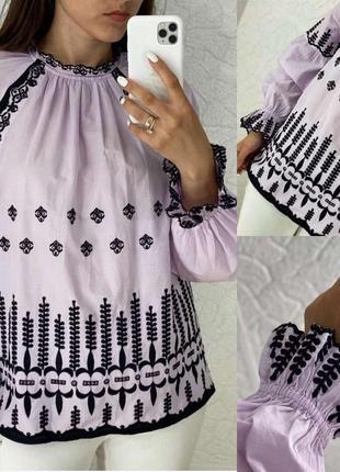 Новая блуза/вышиванка