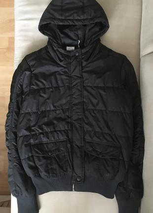 Куртка пуховик adidas climaproof