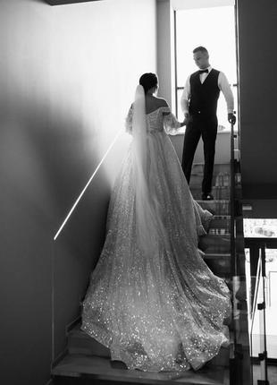 Брендове весільне плаття millanova