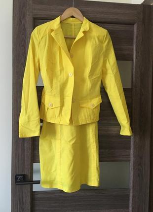 Платтячко + піджак (костюмчик)