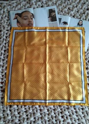 Жёлтый платок