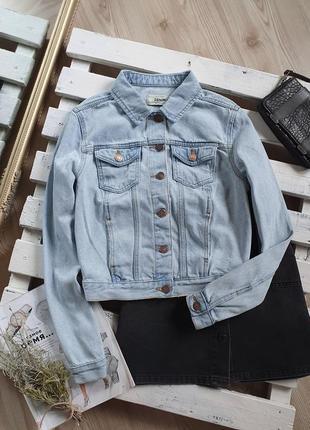 Крутая джинсовая куртка 🕊