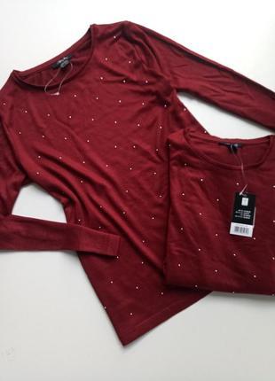 Красивая фирменная нарядная кофта от немецкого бренда esmara s 36/38