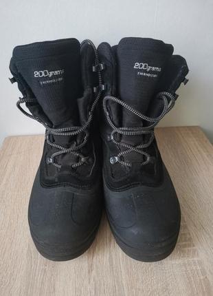 Зимние ботинки columbia cascadian summit р.45 -30 см оригинал