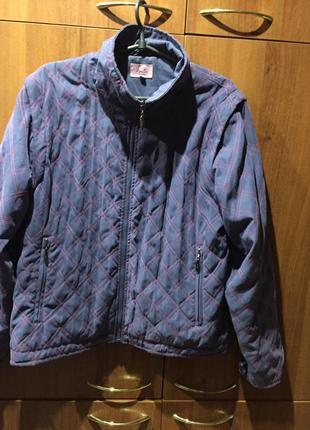 Куртка жилетка женская