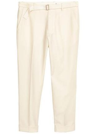Новые (с этикеткой) классические брюки от h&m studio, размер 48, укр реально 48-50-52