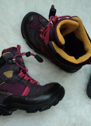 Ботинки ессо р27
